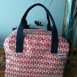 Kit de costura Lancheira Sandra
