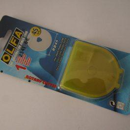 Lâmina cortador Olfa 45 mm