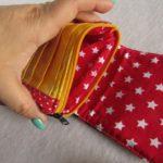 kit costura carteira cris