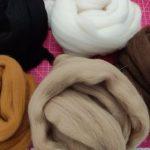 Lã feltrada