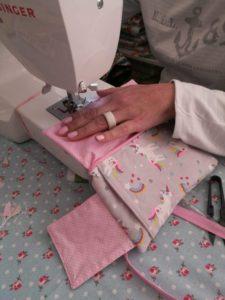aulas de costura