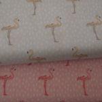 Fustão Flamingos