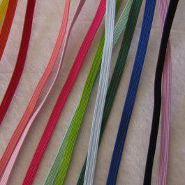 Elástico colorido