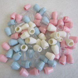 Finalizador de cordão plástico
