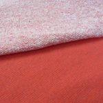 Malha de algodão coral