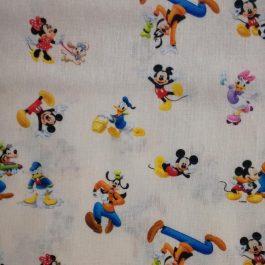 Tecido Mickey and friends