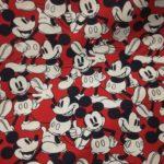 Tecido Mickey