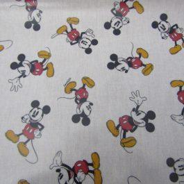 Tecido plastificado mickey mouse