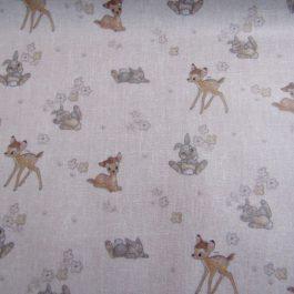 Tecido plastificado Bambi