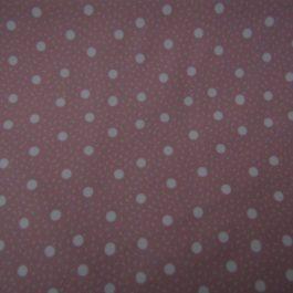 Lycra Dots rosa