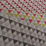 Tecido geométrico