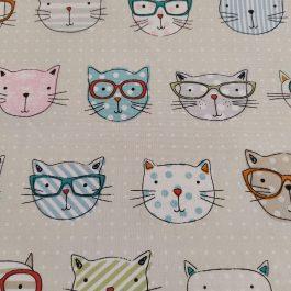 Tecido cool cats