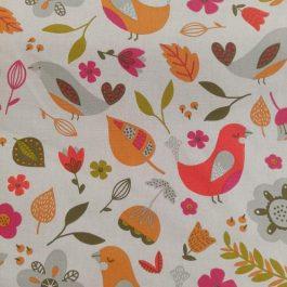 Tecido Dalarna Birds
