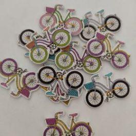 Botão bicicleta