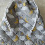 Tecido duplo algodão alcochoado Baby Fiesta