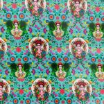 Tecido plastificado Frida