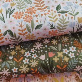 Tecido flowers