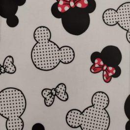 Tecido plastificado Minnie