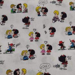 Tecido Mafalda