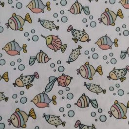 Tecido peixes