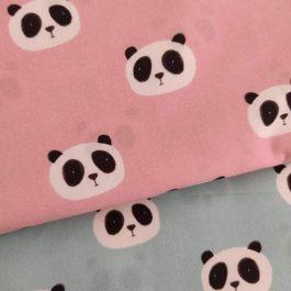Tecido Pandas