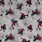 Tecido Homem aranha